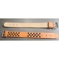 Pulsera de cuero RFID