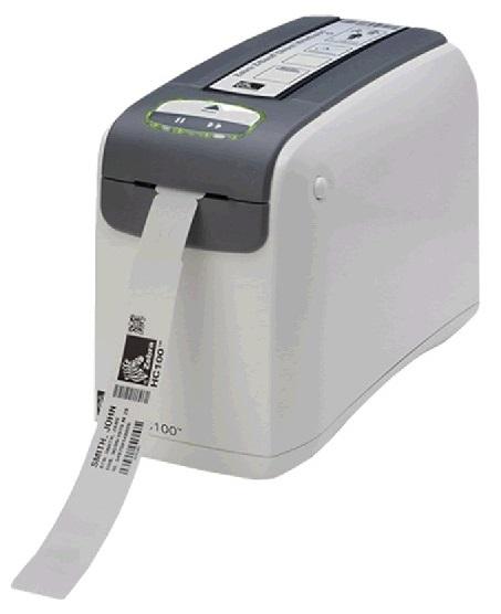 Impresora de pulseras Zebra