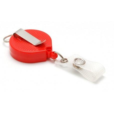 yoyo con cordón extensible + cinta para sujetar tarjetas